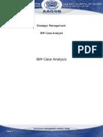 4ndGen IBMS Case Analysis[1]