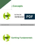 Earthing Electronic Equipments