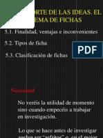5.- El Soporte de Las Ideas