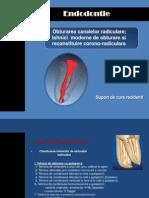 Rezidenti Endodontie - Suport Curs 5