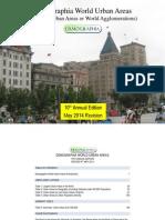 Largest Cities Demographia