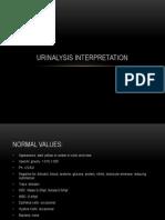 Urinalysis Interpretation