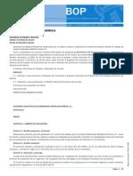 Convenio Emesa 2009 - 2013