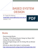 Lecture 1 2 Introduction to Vlsi and Embedded System