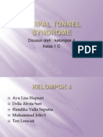 Carpal Tunnel Syndrome Ppt