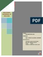 Análisis de dispersión de SO2 de la chimenea principal de la fundición de Oroya