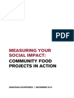 Measuring Your Social Impact