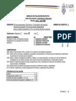 Modelos de Evaluacion Educativa 08