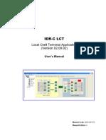 Idr c Lct User Manual 04