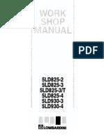 Work Shop Manual GR 5 Matr 1-5302-404