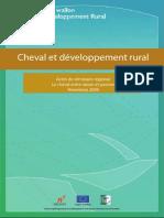 Cheval et développement rural
