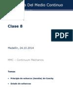 Unidad 2 Clase 2 Mecanica Medio Continuo