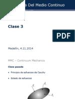 Unidad 2 Clase 3 Mecanica continuos