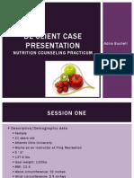 client case presentation