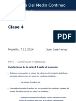 Unidad 2 Clase 4 Mecanica continuos