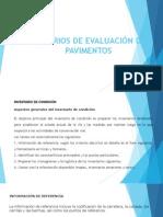 Criterios de Evaluacion de Pavimentos