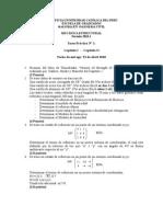 Tarea Nº 1-2010 Mecanica estructural