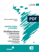 Multilaterismo y Soberanía CELAC