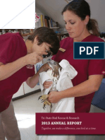2013 Tri-State Bird Annual Report