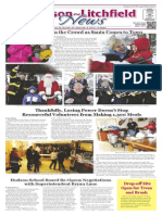 Hudson~Litchfield News 12-5-2014