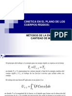 Trabajo y Energías Teoría