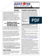 December Newsletter 2014 Page 1