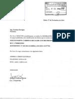 Rectificación de Tributos No. Dni Dri2 Rect 2014 0109