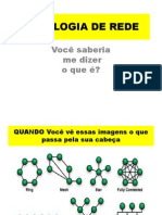 Topologia de Rede( Carlos Roberto )