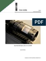 Bushnell AR Optics 223 1-4 x 24 BTR Illuminated FFP