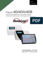 HLX-40 Hardware Installation and Programming Manual v03 - 301212 - English.pdf