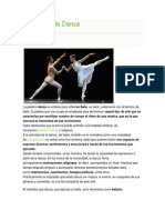 Definición de Danza.docx