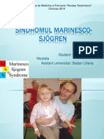 Sindromul Marinesco