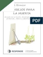 Consejos Para La Huerta