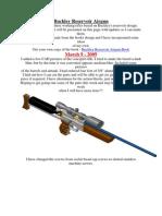 Buckley Reservoir Airgun