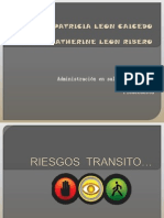 Riesgos transitos