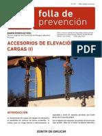 FP35 Accesorios de Elevacixn de Cargas I CAS