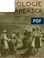 Sociologie Romaneasca Anul II Nr 2 3 Februarie Martie 1937