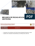 MECANICA DE ROCAS