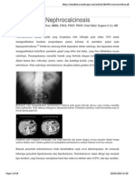 Nephrocalcinosis Imaging Journal Reading