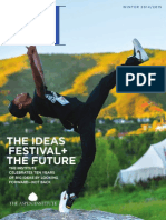 The Aspen Idea Winter 2014/2015