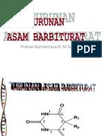 asam barbiturat