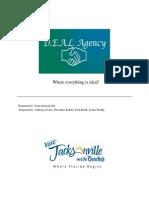 Visit Jacksonville Proposal
