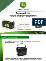 Baterias JD Clinica