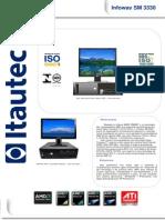 Infoway Sm 3330 Modelo Bp1009 e Slim Sff Folder Novo r02