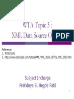 Wta3 XML Dso