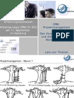 AG CRM4EVU 110904 Vortrag VonThienen
