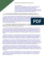 Estudo Dirigido de Deuterostomados Para P1