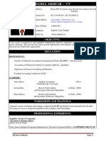 Hamza Akhtar Arain -- CV.pdf