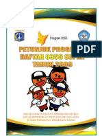 Petunjuk Program 8355 SD-MI 2009