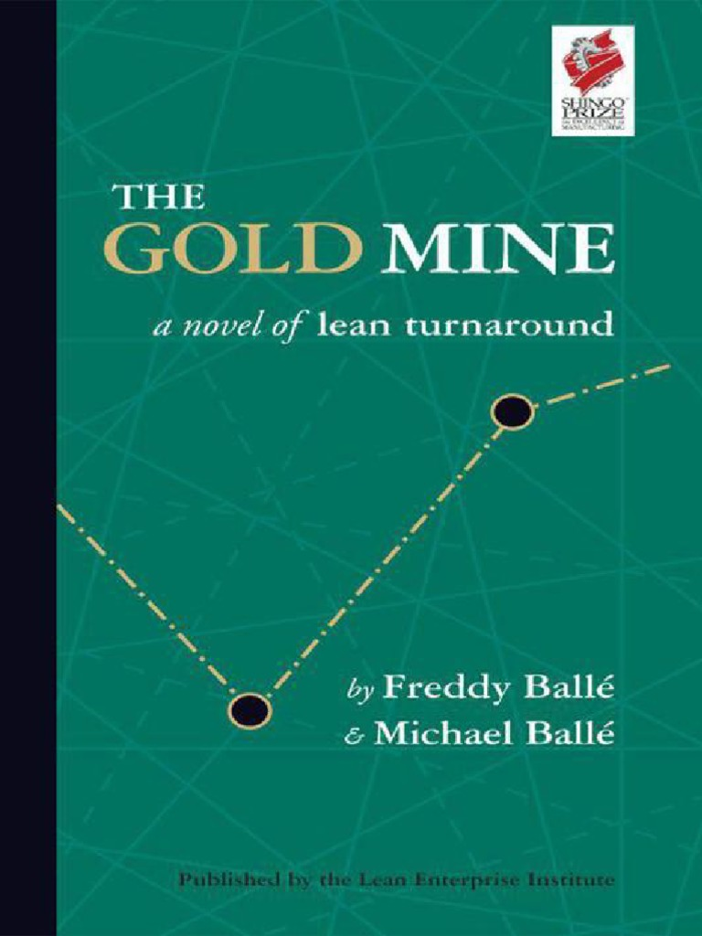 The gold mine a novel of lean michael ballepdf lean the gold mine a novel of lean michael ballepdf lean manufacturing inventory fandeluxe Choice Image